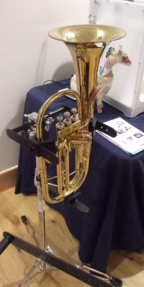 Low Brass Stand